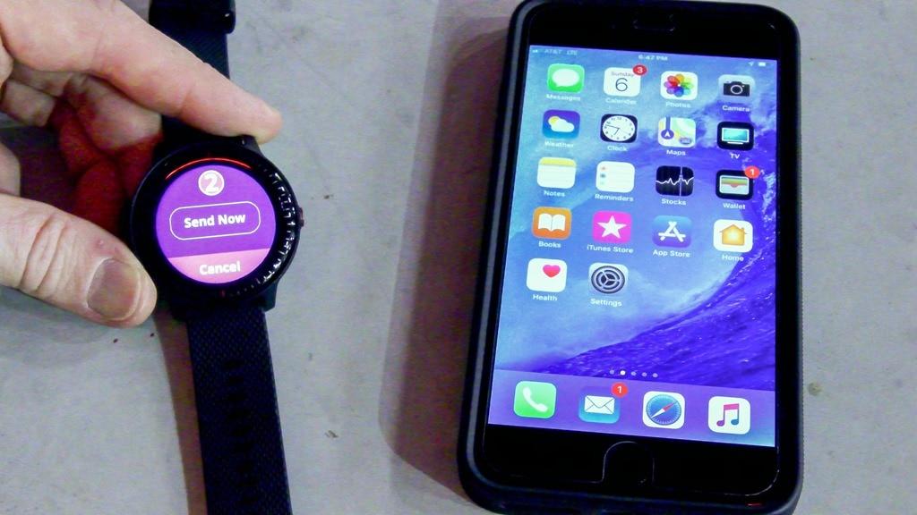 First Look: Garmin Vivoactive 3 Music Cellular/LTE (for