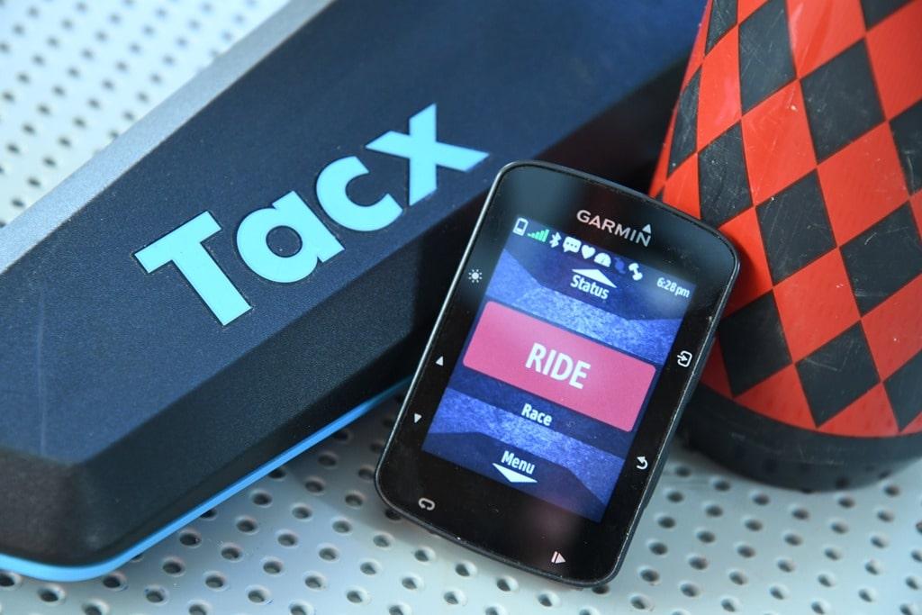 Opvallende overname: Tacx komt in handen van Garmin