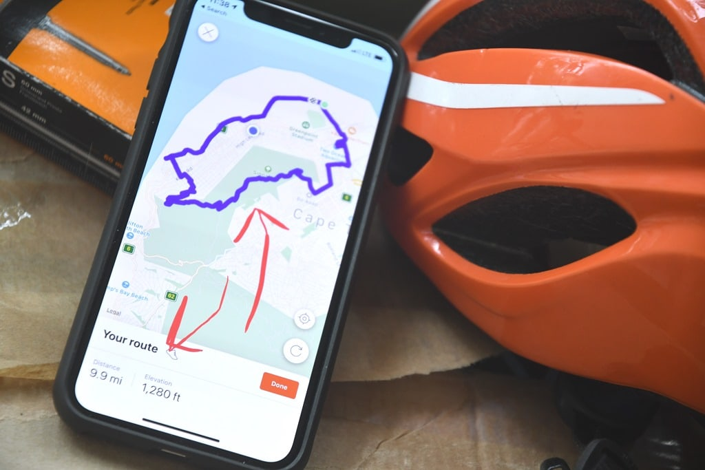 Strava Rolls Out New Finger Dragging Route Creation Feature