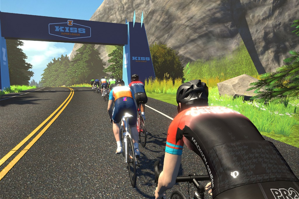 ... months ago that Zwift announced they received a whopping  120 million  USD in new funding e3bb766ad