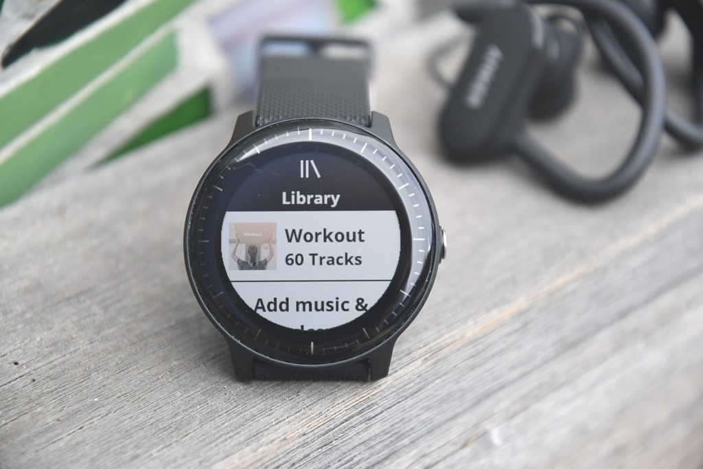 Spotify rolls out Garmin Vivoactive 3 Music Support | DC Rainmaker