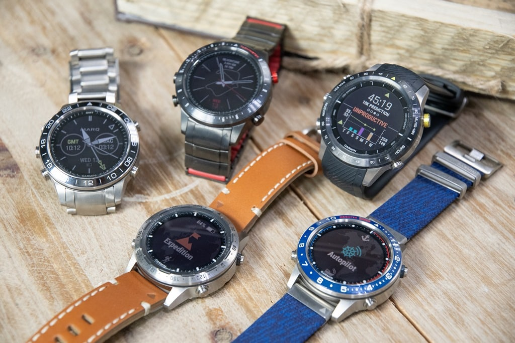 QnA VBage Garmin MARQ Series Hands-On: Everything you ever wanted to know