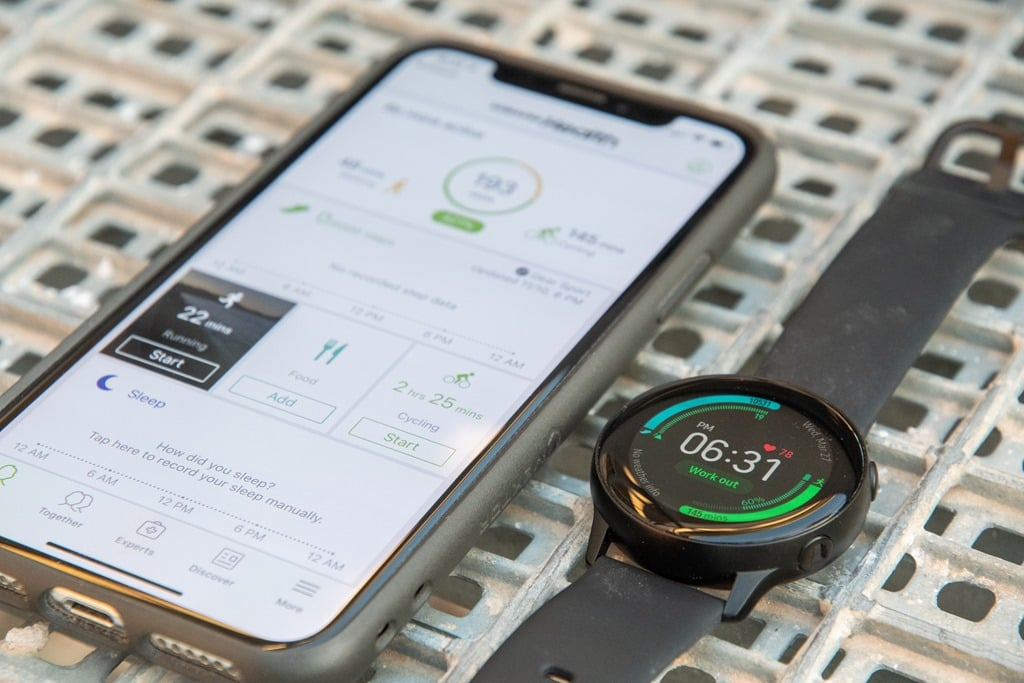 How to export fitness data from the Samsung wearables (and Samsung