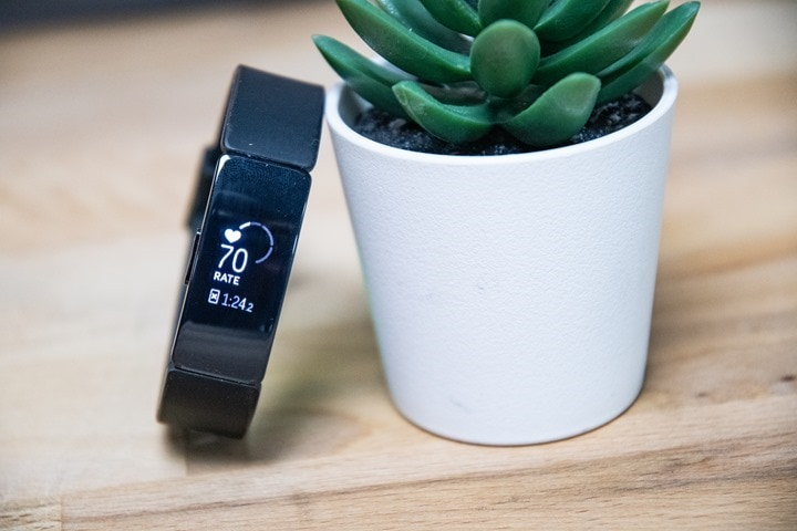 Fitbit Inspire HR Activity Tracker In-Depth Review | DC