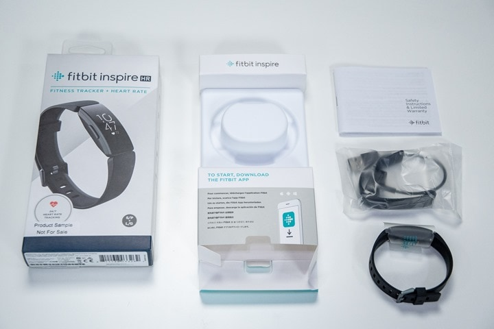 Fitbit-Inspire-HR-Unboxed