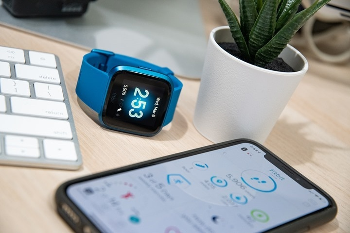 Fitbit-Versa-Lite-Overview-Hands-On