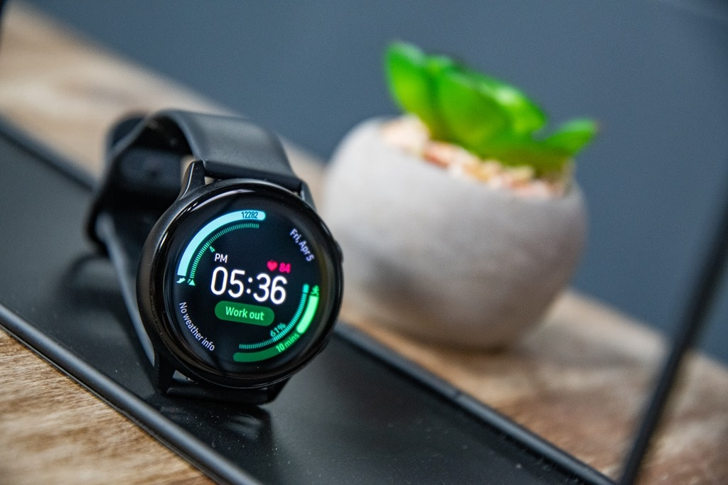 Samsung Galaxy Watch Active GPS Watch Sport & Fitness In-Depth Review