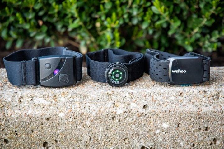 For Garmin Wahoo Bike Heart Rate Monitor Armband Optical Sensor Bluetooth ANT