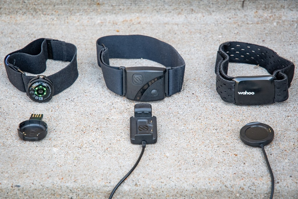 Optical HR Armband Shootout: Polar OH1+, Scosche Rhythm 24