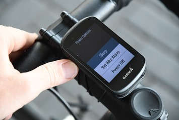 Garmin-Edge530-Bike-Alarm-Enable