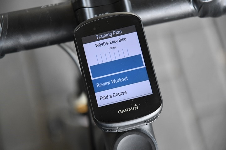 Garmin-Edge530-IndividualWorkout