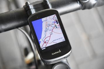 Garmin-Edge530-Strava-Routenübersicht