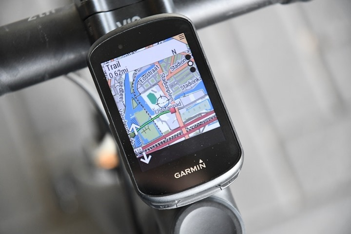 Garmin-Edge530-Target-Location