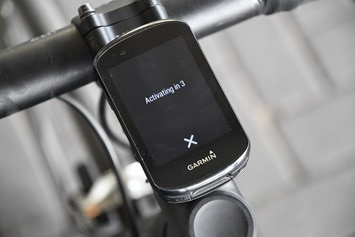 Garmin-Edge830-Activate-Bike-Alarm