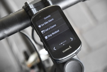 Garmin-Edge830-Bike-Alarm