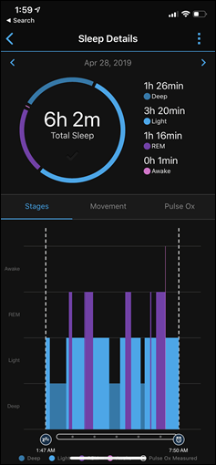 Garmin-FR245-GarminConnect-Sleep-Stats-2