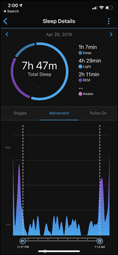 Garmin-FR245-GarminConnect-Sleep-Stats-3