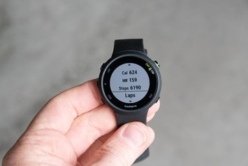 Garmin-FR45-Finished-Workout