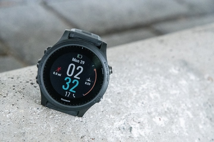 Garmin-FR945-WatchFace-Default