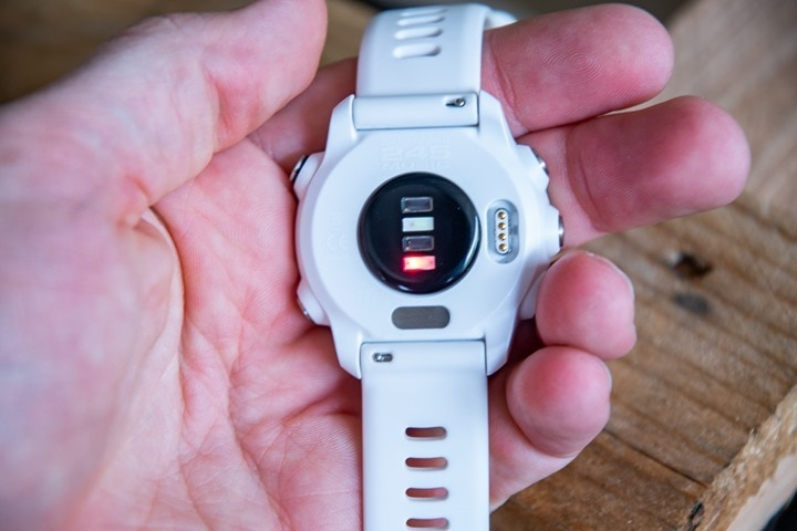 Garmin-PulseOx-Forerunner245-Red-Sensor