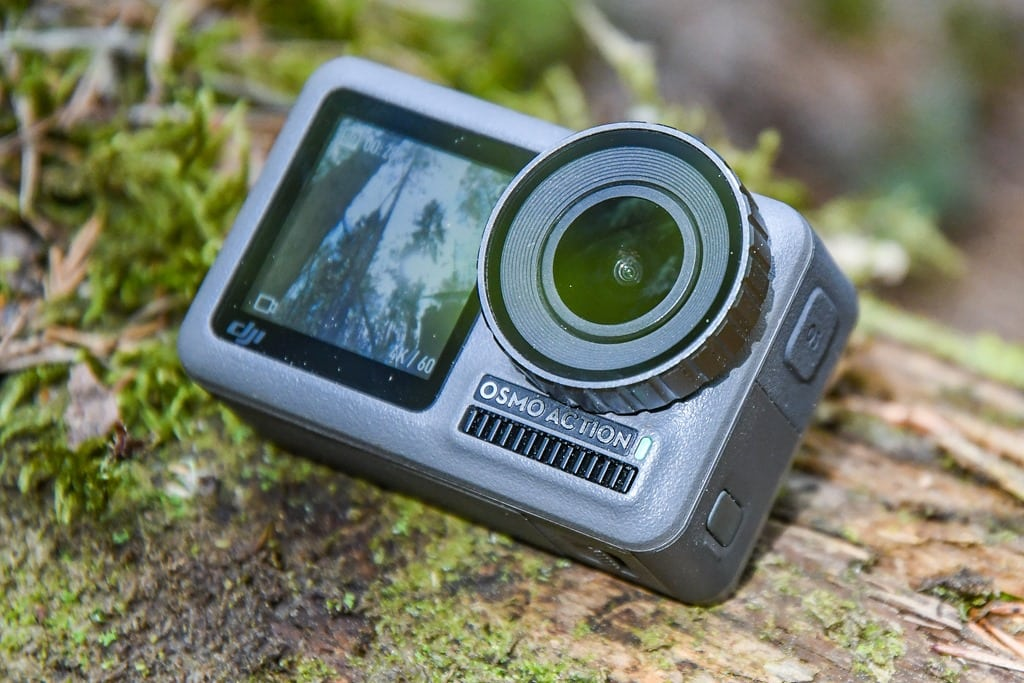 DJI OSMO Action: In-Depth Review of DJI's First Action Camera