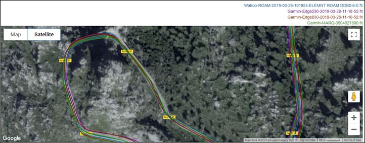 Wahoo ELEMENT ROAM Cycling GPS In-Depth Review – DC