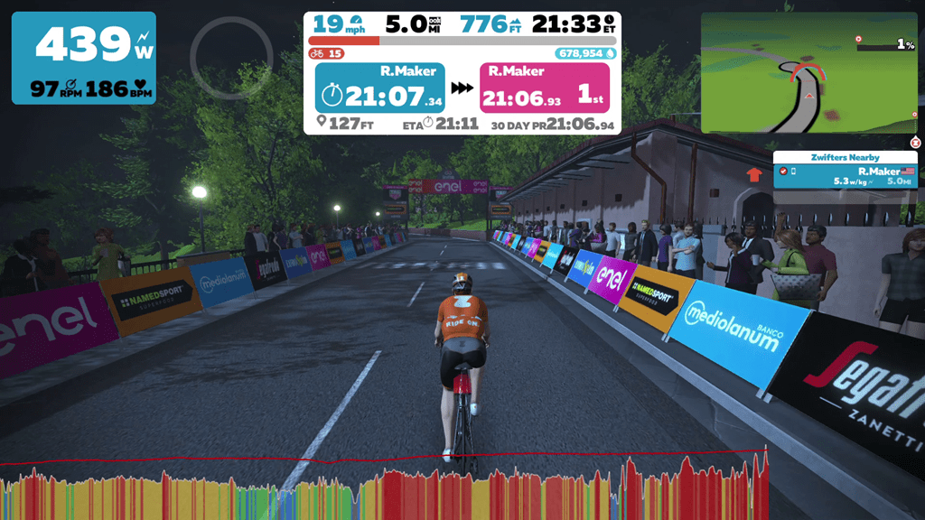 Zwift's New Giro d'Italia Course Released: First Ride