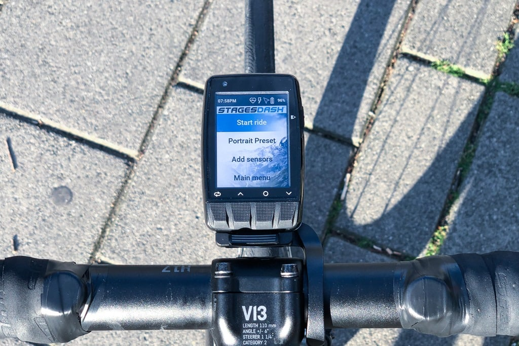 Stages Starts Shipping New Dash M50/L50/L10 GPS Bike