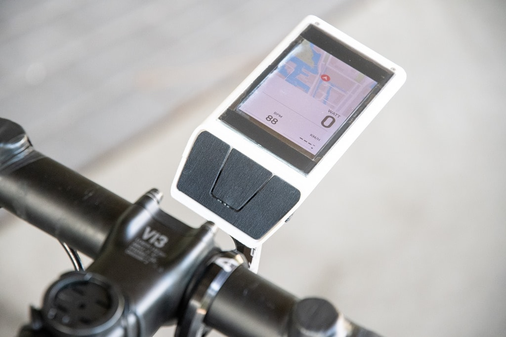 First Look: Absolute Cycling One GPS Bike Computer | DC