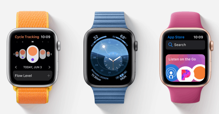 Apple <strong>WatchOS</strong> 6