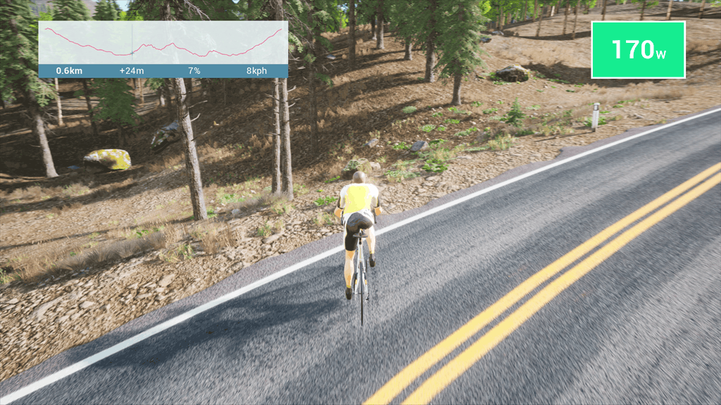 The Rivet: First Look At This Potential Zwift Competitor   DC Rainmaker