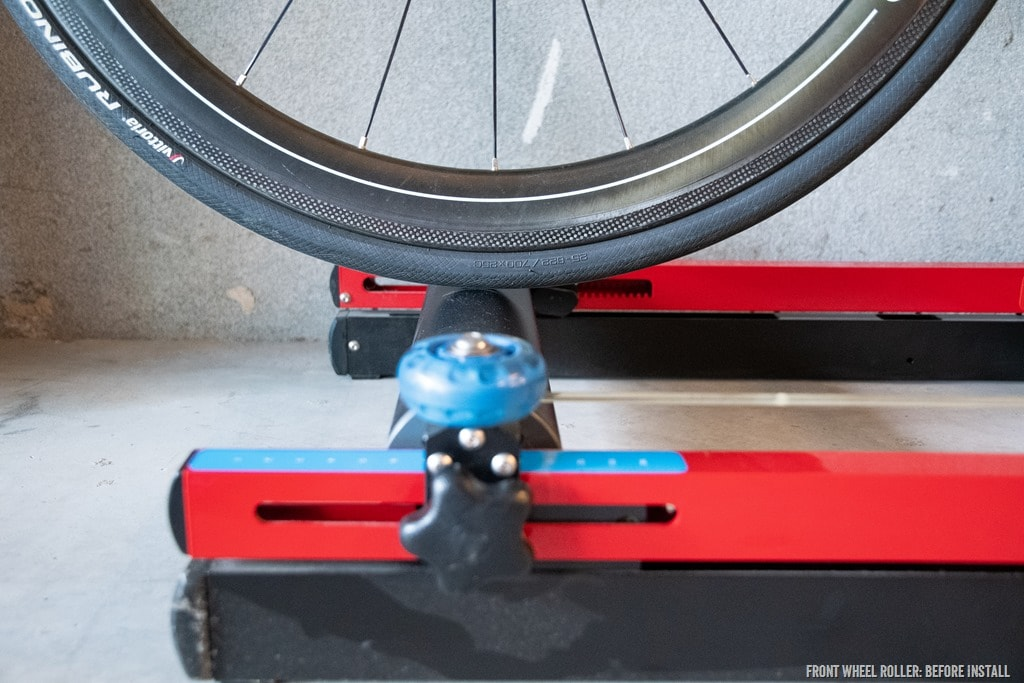 InsideRide E-Motion SmartPower Rollers with Floating Fork