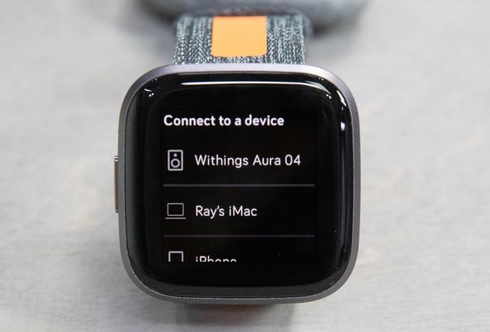 Fitbit-Versa2-Spotify-Speaker-Control