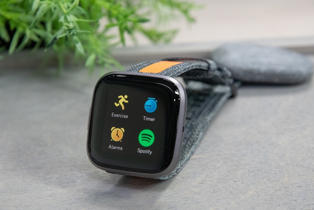 Visual result for Fitbit Versa 2