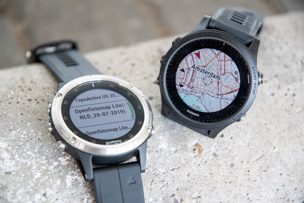 How to: Installing Free Maps on your Garmin Fenix 5/6 ...