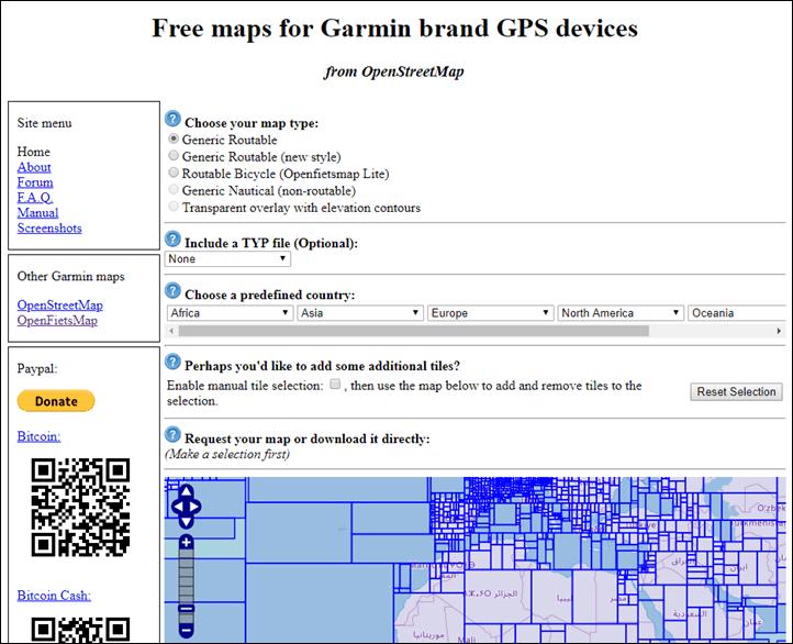 How to: Installing Free Maps on your Garmin Fenix 5 Plus