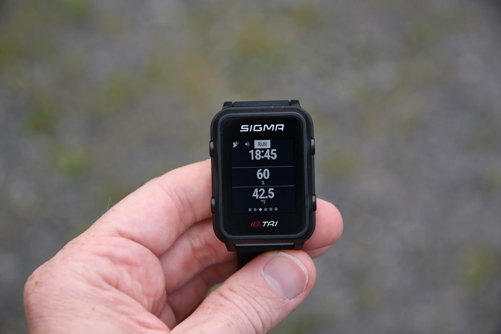 Hands-on: Sigma's iD TRI & iD FREE Multisport GPS Watches