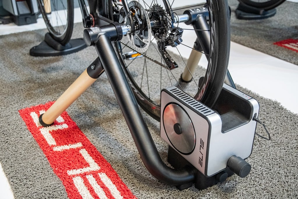 Elite's New Tuo Smart Trainer: First Look and Specs | DC