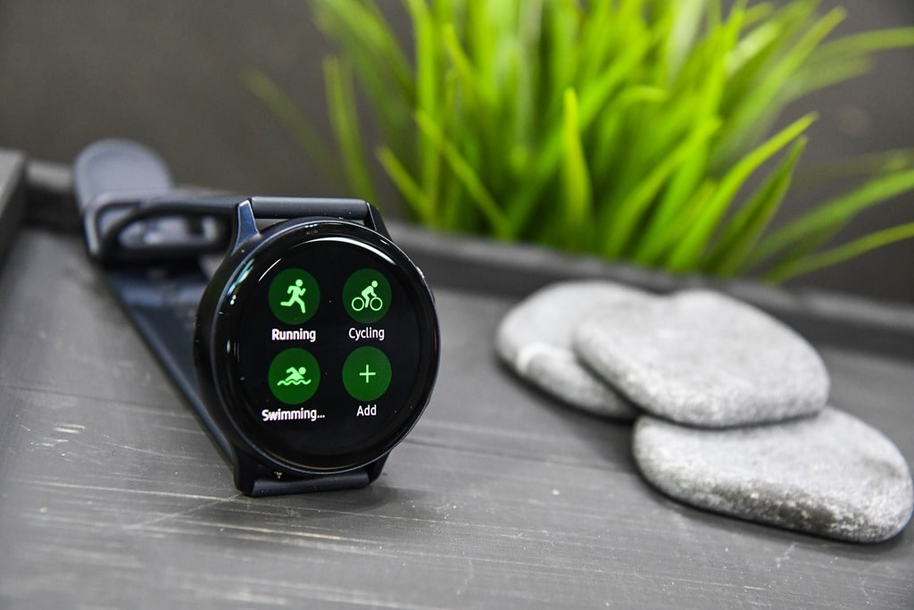 Samsung Galaxy Watch Active 2: First Run Impressions Video Up