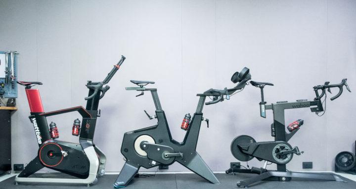 Smart Bike Shootout: Wahoo KICKR Bike vs Tacx NEO Bike vs Wattbike Atom |  DC Rainmaker