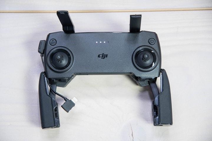 DJI-Mavic-Mini-Controller-Top-Down