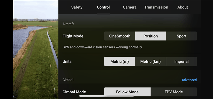 DJI-Mavic-Mini-Controls-Settings