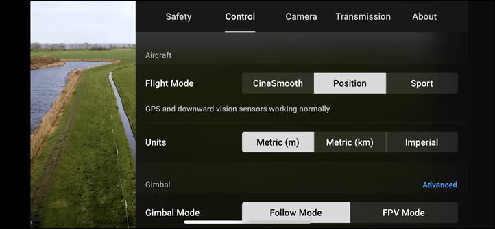 DJI-Mavic-Mini-Controls-Settings