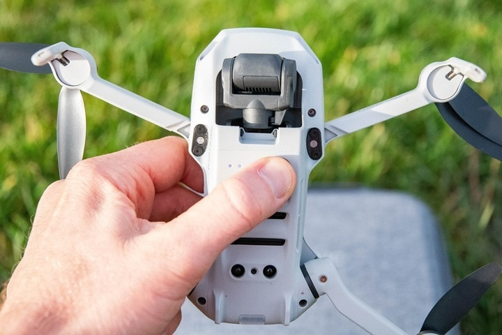 DJI-Mavic-Mini-Power-On