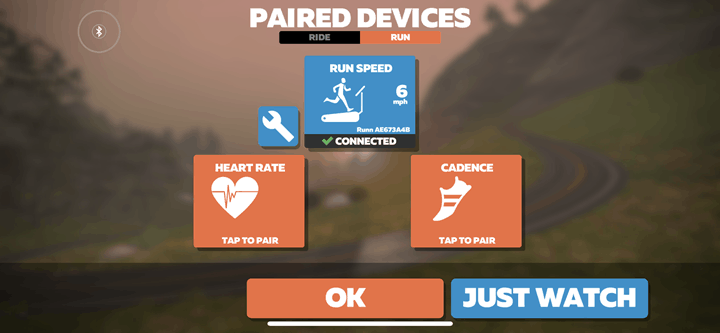 Zwift-Sensor-Selection-Menu