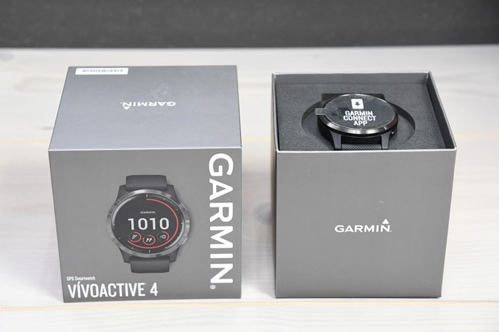 Garmin-Vivoactive4-Box-Opened