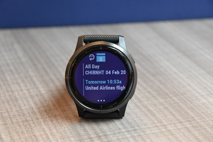 Garmin-Vivoactive4-Calendar-Notifications