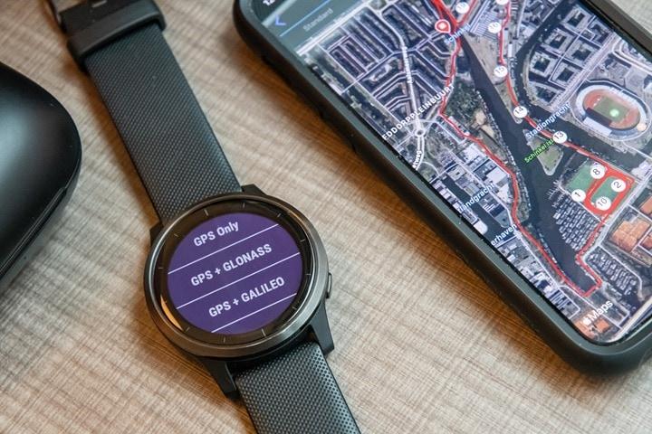 Garmin-Vivoactive4-GPS-Accuracy