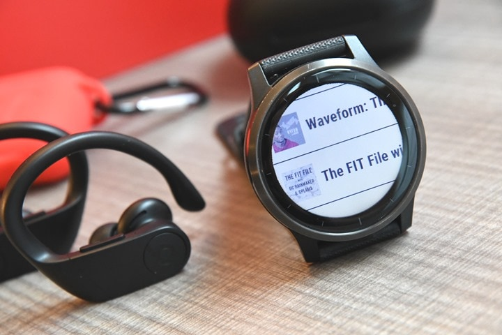 Garmin-Vivoactive4-Music-Summary