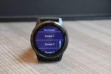 Garmin-Vivoactive4-Screens-Config